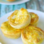 Breakfast Crescent Puffs