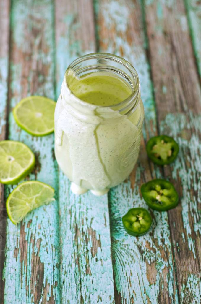 Zesty Lime Jalapeno Ranch