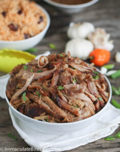 Slow Cooker Jerk Pulled Pork