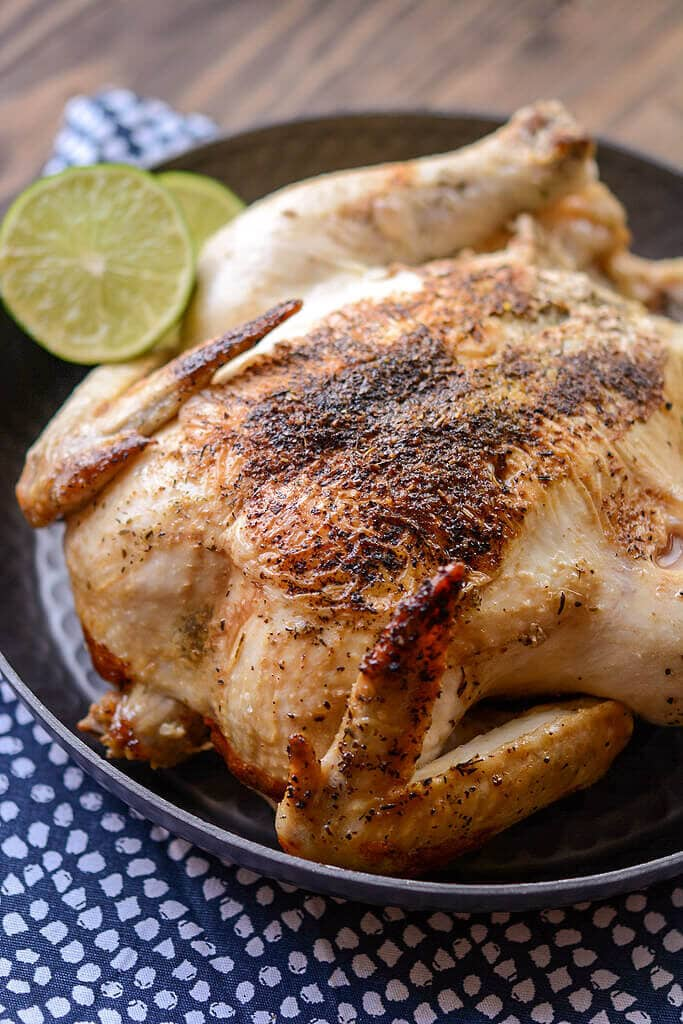 Slow Cooker Tequila Lime Chicken