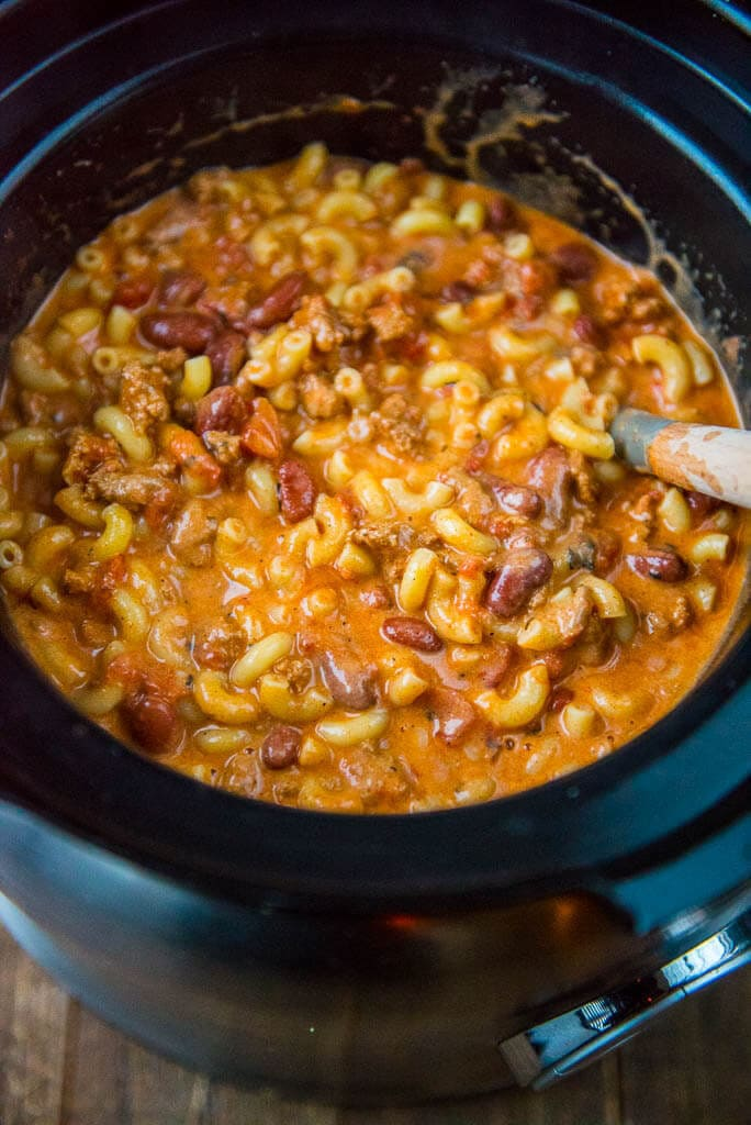 Ground beef chili crock pot recipes easy