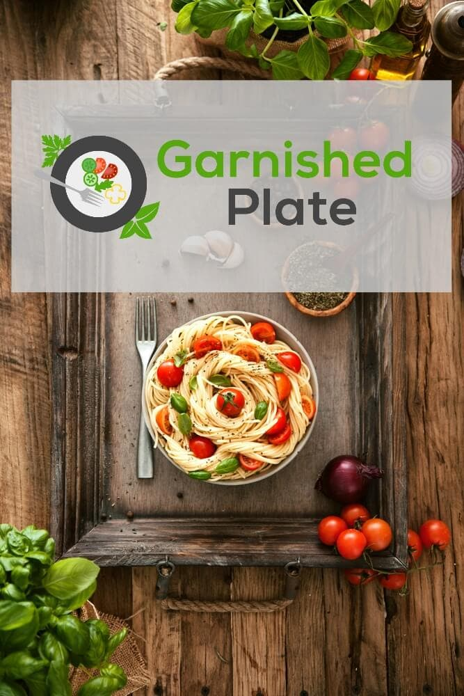Garnished Plate Meal Plans