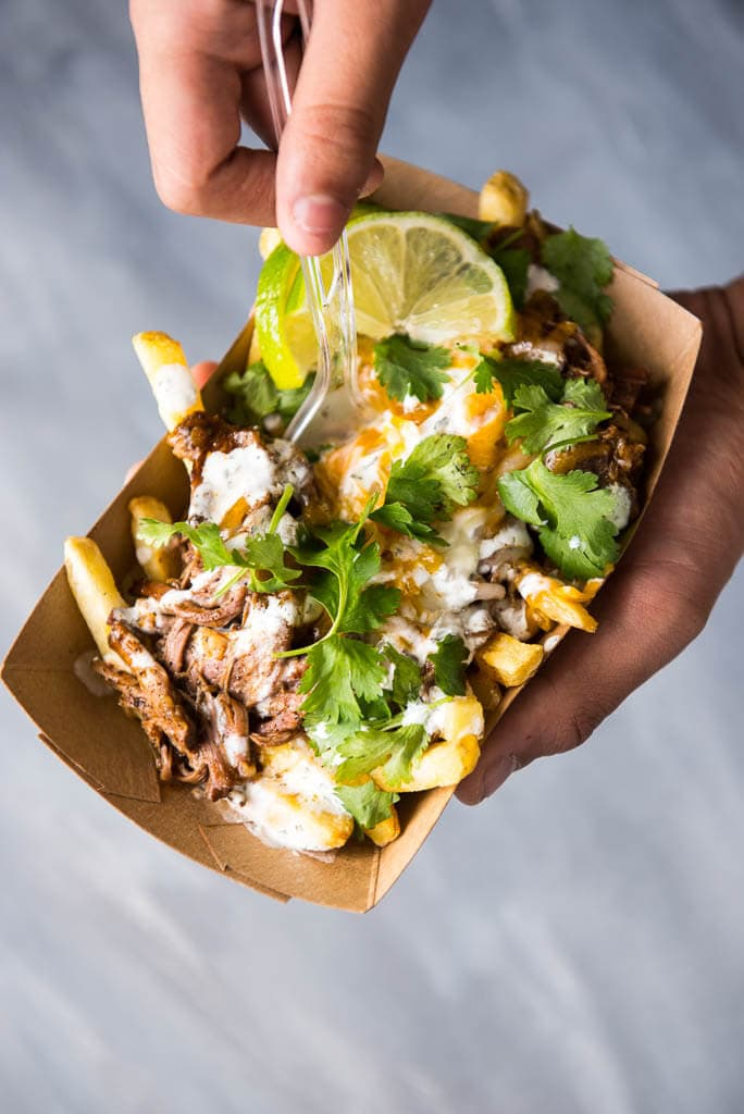 Food Truck Friday: Enchilada Chili Cheese Street Fries
