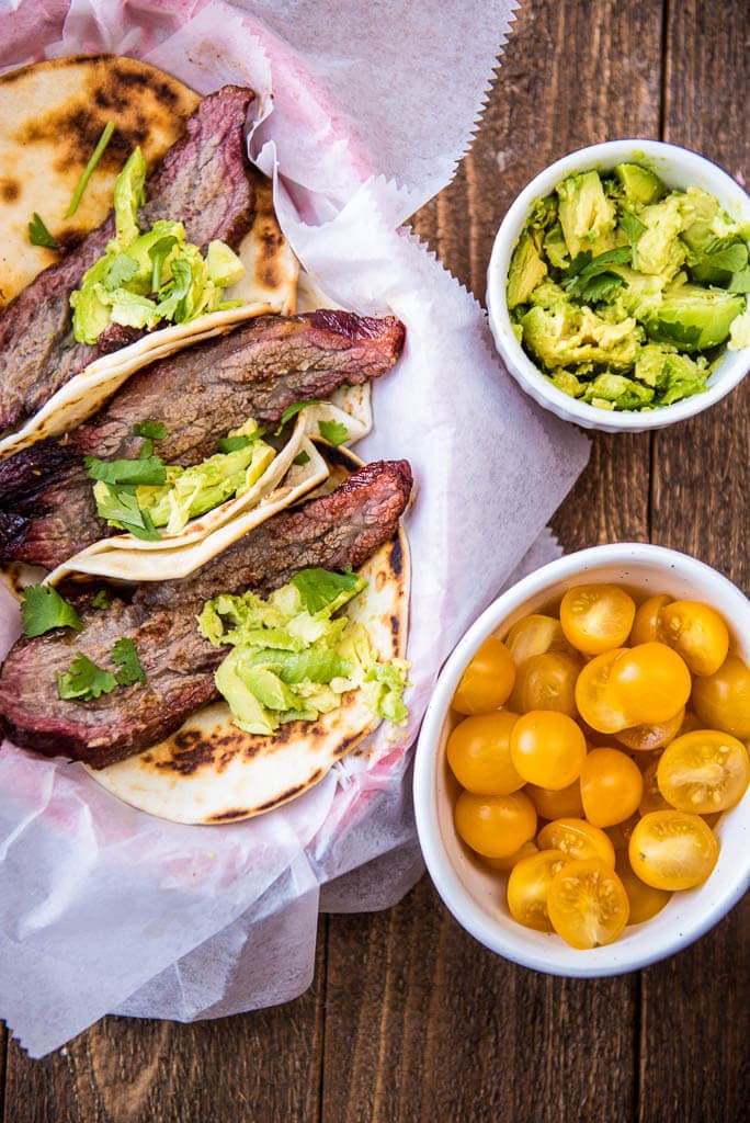 Food Truck Friday: Smoked Brisket Tacos