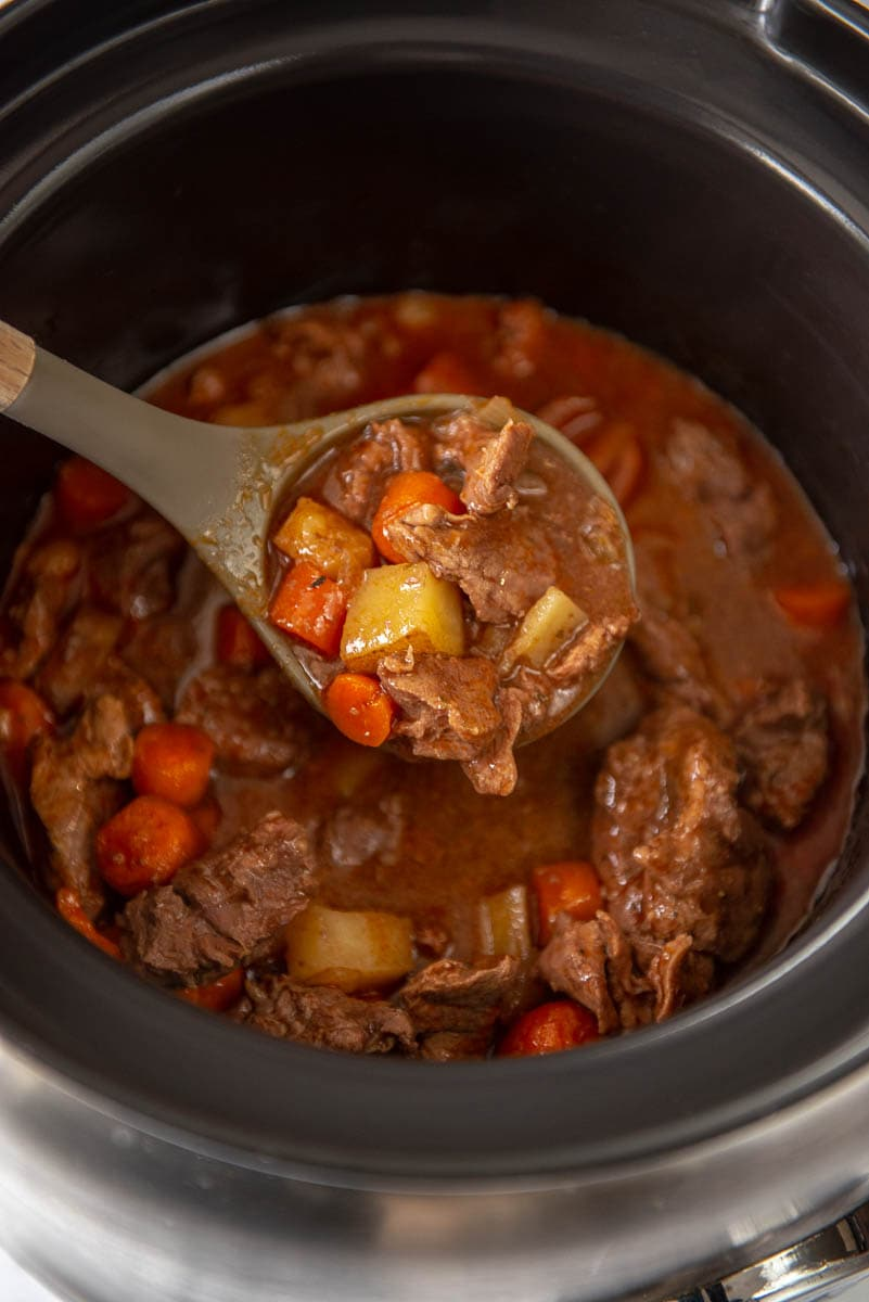 Slow Cooker Beef Stew Slow Cooker Gourmet