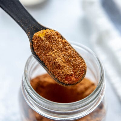 tablespoon full of moroccan spice blend